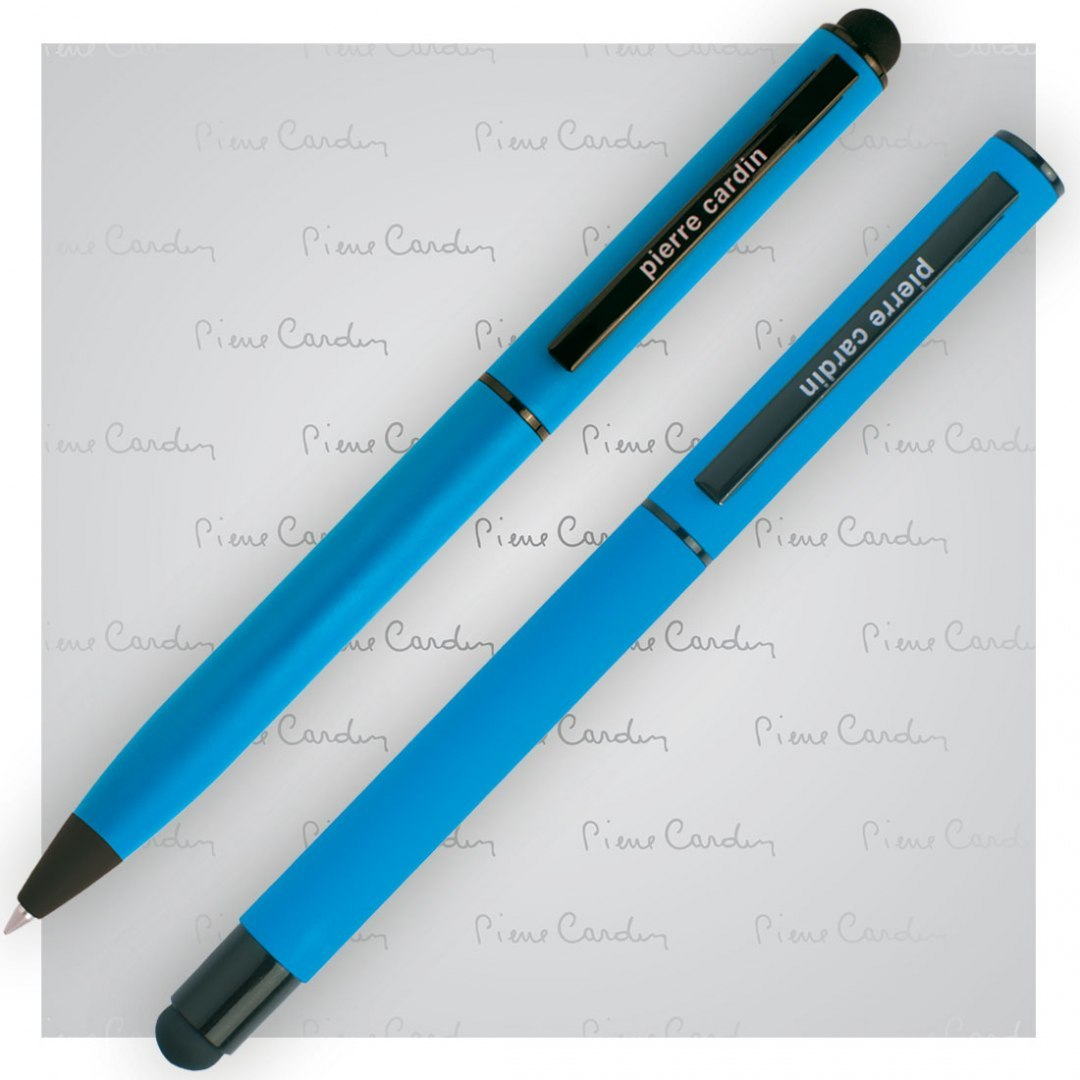 Zestaw piśmienny touch pen, soft touch CELEBRATION Pierre Cardin